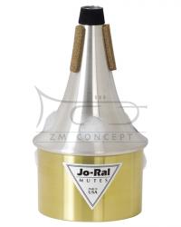 JO-RAL tłumik do trąbki Bucket TPT4B velvet