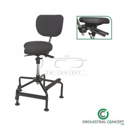 ORCHESTRAL CONCEPT Krzesło kontrabasisty BASS
