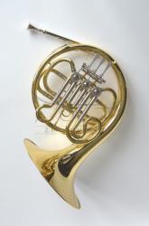 PAXMAN waltornia Bb model Primo, lakierowana, rozmiar 3/4, yellow brass, z futerałem