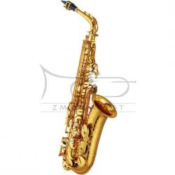 YAMAHA saksofon altowy YAS-82ZS posrebrzany, z futerałem