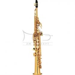 YAMAHA saksofon sopranowy Bb YSS-82ZUL nielakierowany, prosty, z futerałem