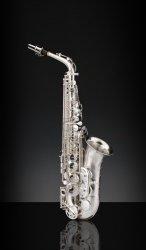 RAMPONE&CAZZANI saksofon altowy R1 JAZZ 2006/SS/AG Vintage Solid Silver