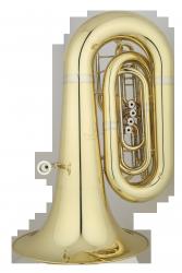 ANDREAS EASTMAN tuba Bb EBB524, PROFESSIONAL, 4/4, 4 wentyle tłokowe, lakierowana, z futerałem