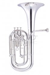 JOHN PACKER Sakshorn tenorowy JP273S Silverplated, posrebrzany, kompensacyjny, z futerałem