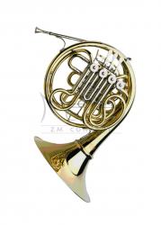 PAXMAN waltornia F/Bb Model 23, full double horn, lakierowana, nierozkręcana czara medium, z futerałem