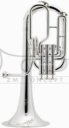 BESSON sakshorn altowy Eb Prodige BE152-S posrebrzany, z futerałem