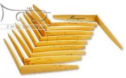MARIGAUX drewno fasonowane do stroików oboju 10S (10 szt.)