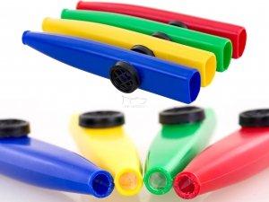 aS Kazoo plastikowe
