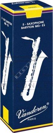 VANDOREN CLASS. stroiki do saksofonu barytonowego - 2,5 (5)