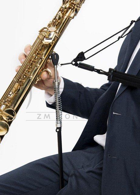 ERGOBRASS ERGOsax podpórka do saksofonu sopranowego