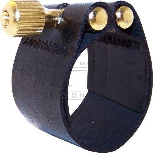 ROVNER ligatura Dark Series 2R do saksofonu tenorowego