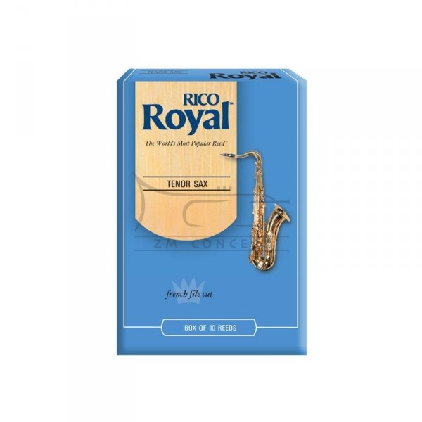 RICO ROYAL stroiki do saksofonu tenorowego - 2,5 (10)