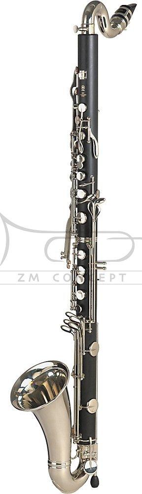 YAMAHA klarnet basowy Bb YCL-221IIS