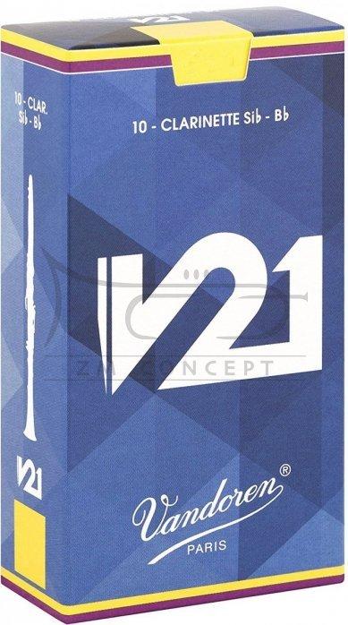 VANDOREN V21 stroiki do klarnetu B - 2,5 (10)