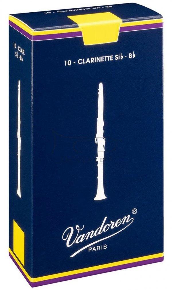 VANDOREN CLASS. stroiki do klarnetu B - 3,0 (10)
