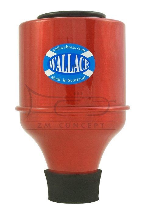 WALLACE Aluminium trumpet wah wah type mute TWC 501C