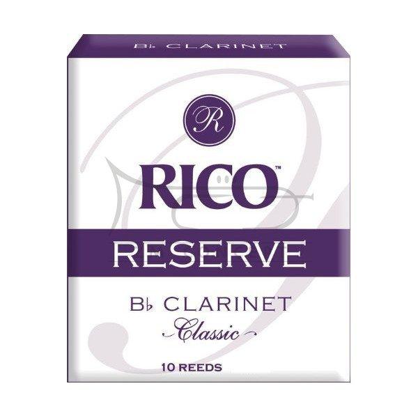 RICO Reserve Classic stroiki do klarnetu B - 3,5 (10)