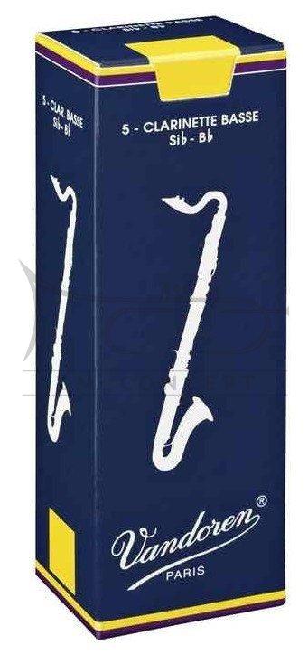 VANDOREN CLASS. stroiki do klarnetu basowego - 3,5 (5)