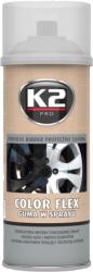 K2 COLOR FLEX Guma w sprayu bezbarwny 400ml