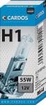 CARDOS Żarówka H1 12V 55W P14,5s