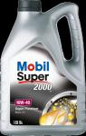 MOBIL SUPER 2000 X1 5L 10W/40