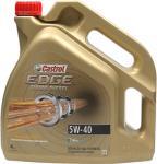 CASTROL EDGE Turbo Diesel 5W-40 4L.