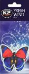 K2 V181D Dwie choinki motyl FRESH WIND MEN DUOPACK
