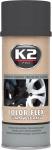 K2 COLOR FLEX Guma w sprayu czarny mat 400ml