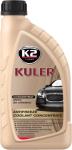 K2 KULER KONCENTRAT CZERWONY T211C 1L