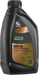 CYCLON GEAR BV/P-CT GL-5 75W-80 1L