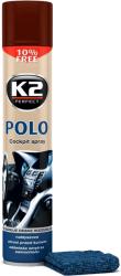 K2 POLO COCKPIT KAWA + MIKROFIBRA 750ml do kokpitu