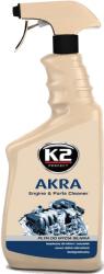 K2 K177 AKRA Skuteczny płyn do mycia silników 770g