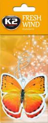 K2 V182D Dwie choinki motyl FRESH WIND MANDARIN DUOPACK