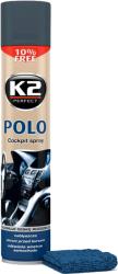 K2 POLO COCKPIT MAN + MIKROFIBRA 750ml do kokpitu