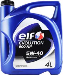 ELF EVOLUTION 900 NF 5W40 4L