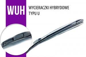 OXIMO WUH550 PIÓRO WYCIERACZKI 550MM OXIMO HYBRYDOWE