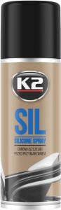 K2 SIL 150ml silikon spray w sprayu