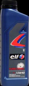 ELF EVO 500 TURBO DIESEL 15W40 1L