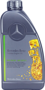 OEM Oryginalny Mercedes MB 229.51 5W30 1L
