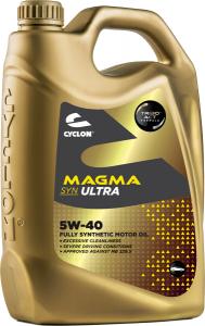 CYCLON MAGMA SYN ULTRA 5W-40 4L