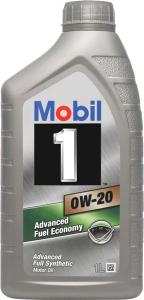 MOBIL 1 0W20 Advanced Fuel Economy 1L