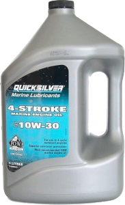 QUICKSILVER 10W30 4L