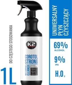 K2 COROTOL STRONG 78% alkoholu do dezynfekcji powierzchni 1L