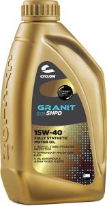 CYCLON GRANIT SYN SHPD 15W-40 1L