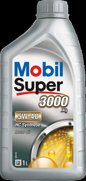 MOBIL SUPER 3000 X1 1L 5W-40