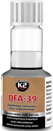 K2 T310 Przeciw żelowaniu oleju napędowego 50ml