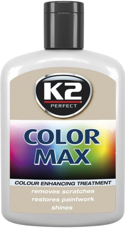 K2 K020 Wosk koloryzujący 200ml 00014 biały