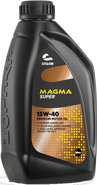 CYCLON MAGMA SUPER 15W-40 1L