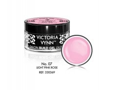 Victoria Vynn Żel budujący No. 07 50ml LIGHT PINK ROSE Build Gel