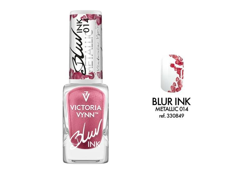VICTORIA VYNN BLUR INK METALLIC 014 Atrament do zdobień 10ml